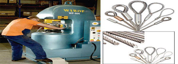 wire sling manufacture